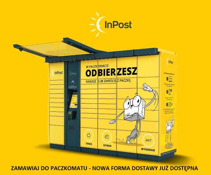 dostawa do paczkomatów w zoona.pl